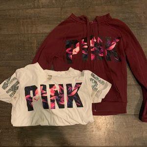 pink matching bundle